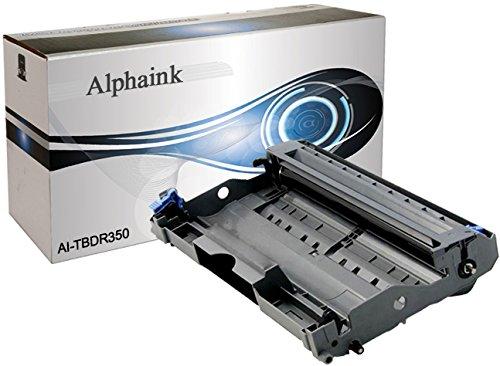 alphaink ai-dr-2000Trommel kompatibel für Brother DR2000, HL2020, HL2030, HL2035, HL2040, Fax2825, HL2070N, DCP7010, TN, DCP7020, DCP7025, MFC7225N, MFC7420MFC7820, DCP7010L, fax2910DCP7020DCP7025FAX2820, 12000Seiten bei 5% - Brother Toner Tn-350