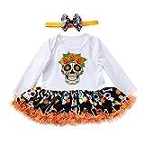 OverDose Damen Neugeborenen Baby Mädchen Kleid Strampler Overall Kleider Halloween und Abend Clubbing Party Cosplay Niedlichen Kleid Outfits