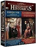 Grandes Series Históricas - Enrique VIII + La Cortesana [Blu-ray]