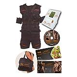 Gymform Electro Fitness Trainer Ganzkörper-Trainingsanzug in drei Größen (S/M, L/XL, XXL/XXXL) - Original aus TV-Werbung