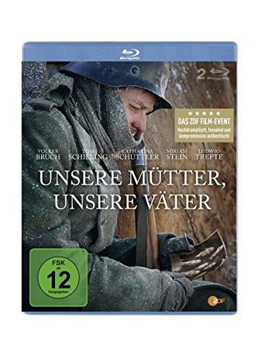 Unsere Mütter, unsere Väter [Blu-Ray] [2 BDs] -