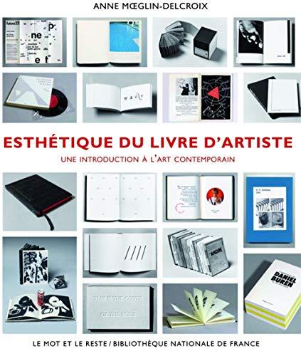 Esthétique du livre d'artiste 1960-1980
