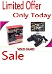 The My Arcade 98000 in 1 Game system comes with 98000 built in games requires no expensive game console and connects to any TV with AV inputsEnjoy hours of fun gaming just about anywhere. No Game Console required 98000 games in built Plug N Play Vide...