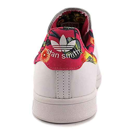 Adidas Originals Jardineto Stan Smith scarpe # s75564 Color Ftwr White/Ftwr White/Ray Pink F13