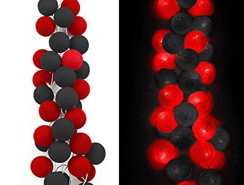 autentici-sfere-cable-cottonr-bayer-leverkusen-collezione-calcio-ghirlanda-di-50-sfere-luminose-per-