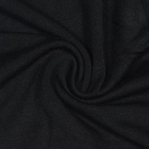 HIKONG 3 Pack Biancheria Intima Pantaloncini Corti Cotone Modal Lingerie Slip Pizzo Mutande Mutandine Boxer Donna + Sacchetti Lavatrice Nero