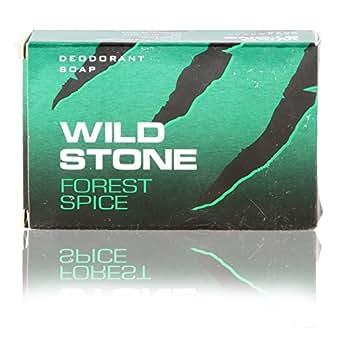 Wild Stone Deodorant Soap -Forest Spice, 75g Bar