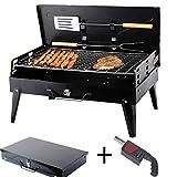 Home & Garden Barbecue Piccolo Mini Grill Fornello In Ferro 20x20x30h Barbecues, Grills & Smokers