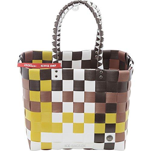 ice-de-bag-shopper-5010-31-original-chiste-gall-bolsa-de-la-compra-cesta-de-la-compra-marron-amarill