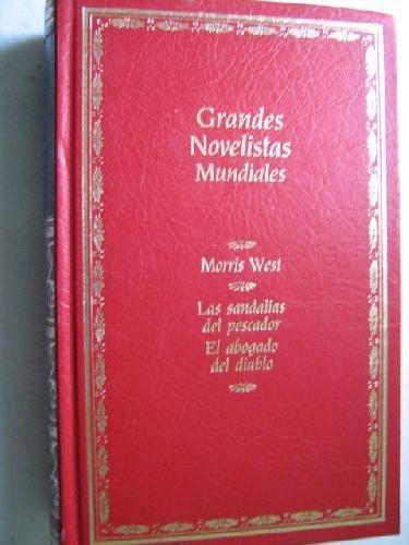 Grandes novelistas mundiales.t.6.las sandalias del pescador.... by West, Morris