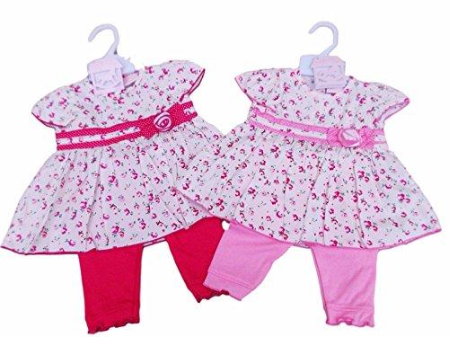 f180ee6a4e4f9 Rockabye-Baby - Robe - Bébé (fille) 0 à 24 mois - rose