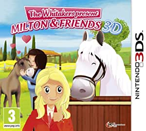 Riding Stables: The Whitakers present Milton and Friends