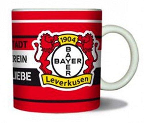 Bayer Leverkusen Kaffeebecher Mein Verein