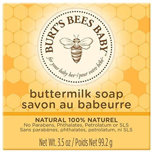 Burt\'s Bees Buttermilchseife, 1er Pack (1 x 99 g)