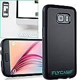 FLYCASE® [ Samsung-Galaxy-S7 Anti-Gravity-Hülle ] Anti-Schwerkraft-Schutzhülle Selbstklebende Nano-Technologie | PERFEKTE PASSFORM | Goat-Case Anti-Slip Selfie-Hülle FlyCase S7