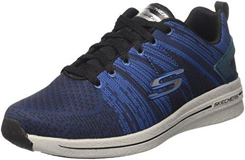 Skechers Herren Burst 2.0-in the Mix Ii Sneakers Schwarz (Bkbl)