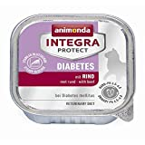 Animonda Integra Protect Diabetes mit Rind | 16 x 100g