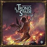 Fantasy Flight Games LA Madre dei Draghi - ESPANSIONE Il Trono di Spade Il Gioco da Tavolo 2A Edizione