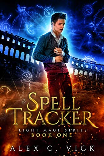 Spell Tracker (Light Mage Series Book 1) (English Edition)