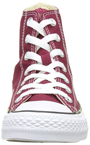 Converse Chuck Taylor All Star Seasonal, Sneaker Unisex – Adulto Bordo (Bordeaux)