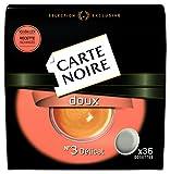 Carte Noire - Café en dosette Douceur Intense - 36 Dosettes Expresso Individuelles...