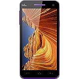 """Wiko Rainbow Up - Smartphone libre de 5"""" (ARM Cortex-A7, 1 GB de RAM, 8 GB de memoria interna) color blanco"""