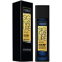 AXE Signature Gold Black Musk & Cedar Wood Perfume 80 ml
