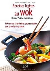 Recettes légères au wok