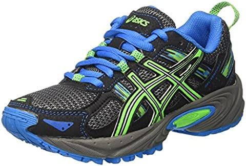 Asics Gel-Venture 5 Gs, Chaussures de Tennis Mixte Enfant, Multicolore