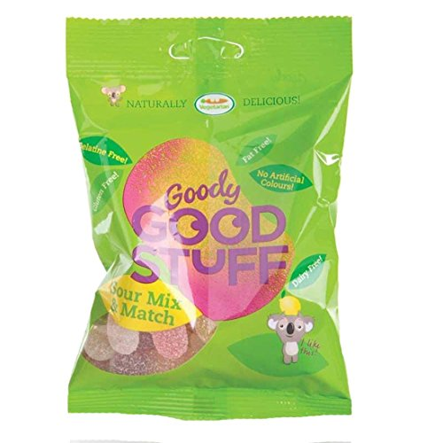 Goody Good Stuff | Sour Mix & Match | 12 x 100G