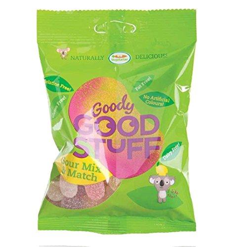Goody Good Stuff | Sour Mix & Match | 12 x 100G