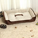 #10: Hastip Lovoyager YX1002 Teddy'S Golden Retriever Kennel Dog Bed