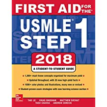 First Aid for the USMLE Step 1 2018, 28th Edition (English Edition)