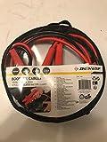 Dunlop Startkabel booster cables 2x3m