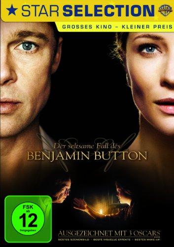 DVD DER SELTSAME FALL DES BENJAMIN BUTTO