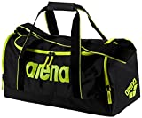 The Spiky Medium Holdall from Arena, like its bigger counterpart has a pocket for everything, it is perfect for carrying swim gear to the pool. It is made of water resistant polyester and coated with PVC.Ventilation panels allows for m...