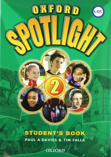 Oxford Spotlight 2: Student's Book Pack Spanish - 9780194399142