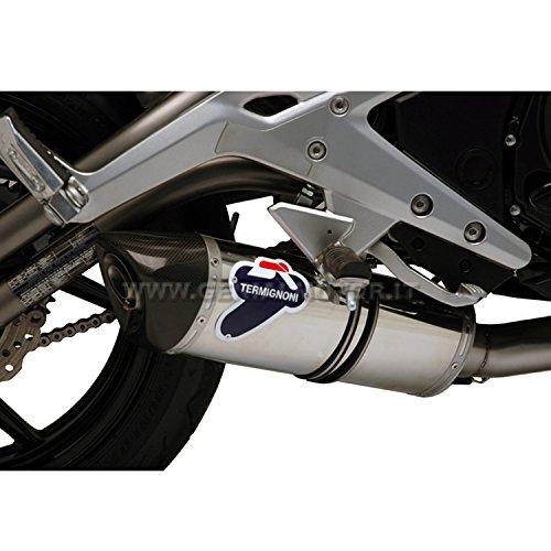 Conical Full Exhaust Kawasaki ER6 EX 650R Ninja Versys 650 2012-2016 EX733