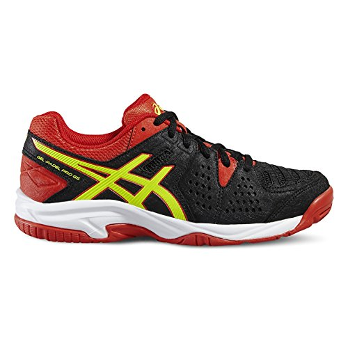 Asics Gel Padel Pro 3 Gs, color negro, talla EU 40