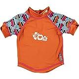 Close Parent 25887 - Camiseta de baño con protección UV, diseño Caravana, talla L (18-24 meses), color azul