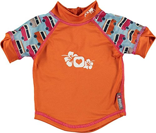 Close Pop-In 50124632 Protection UV 50 + T-SHIRT, X-Large, Campervan Vert