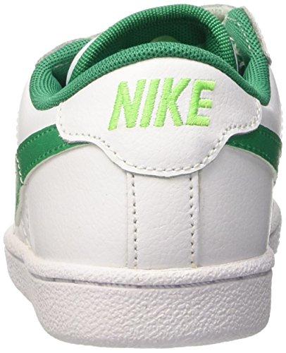 Nike Classic (Psv), Scarpe da Tennis Bambini e Ragazzi, Bianco, 29.5 EU Multicolore (White/Lcd Green-White-Vltg Grn)