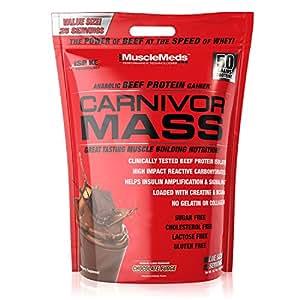 Musclemeds Carnivor Chocolat 4.5kg Masse