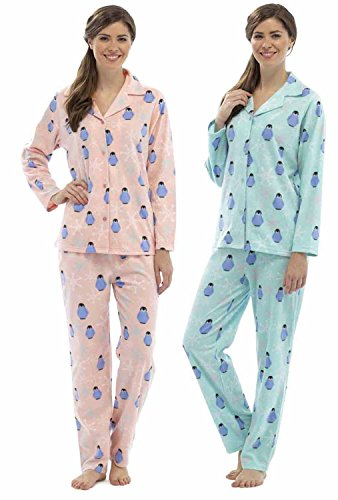 Tom Franks - Grenouillère - Ensemble pyjama - Imprimé Animal - Femme Multicolore - Bigarré
