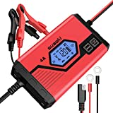 Suaoki Car Battery Charger 12V / 6V 4 Amp with LCD Screen