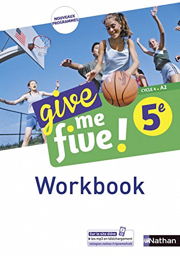 Give me five! 5e - Workbook