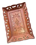 Aarsun Wooden Serving Tray in Sheesham (Indian Rosewood)