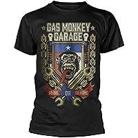 Gas Monkey Garage 'Go Big Go Home' T-Shirt