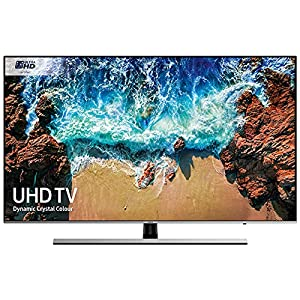 Samsung Dynamic Crystal Colour 4K Ultra HD Certified HDR 1000 Smart TV – Black (2018 Model)