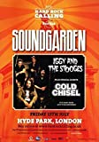 Generic Soundgarden London Hyde Park 2012 Fotodruck Poster